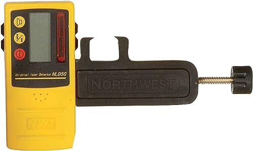 NWI NLD5G Heavy Duty Dual Side Display Laser Detector