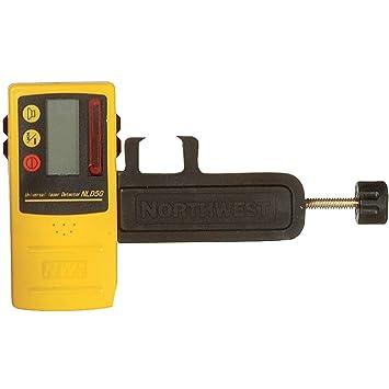 Noroeste instrumento Laser Detector nld5g (tema 90114): Amazon.es: Bricolaje y herramientas