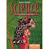 img - for Harcourt Science, Units C & D, Grade 5, Teacher Edition book / textbook / text book