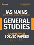 IAS Mains Chapterwise Solved Papers General Studies (Old Edition)