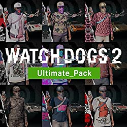 The Watch Dogs 2 Ultimate Pack - PS4 [Digital Code]