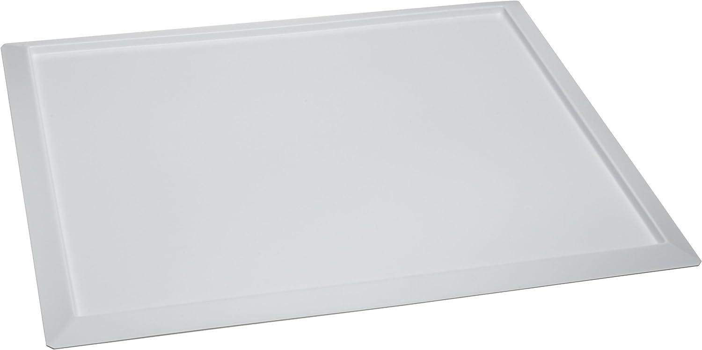 Scientific Plastics T524618-201 Spill Containment Tray 2 Side Wall 18 W x 46 L