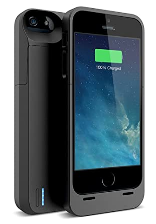 Amazon.com: Funda de batería para iPhone 5S, iPhone 5, UNU ...
