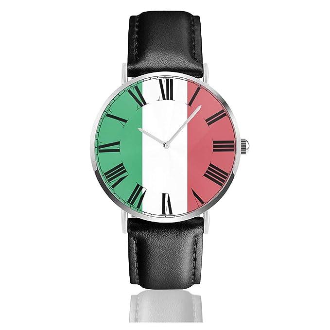 PecoStar Marco Polo - Reloj de Pulsera para Hombre y Mujer, de ...
