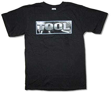 Amazoncom Real Swag Inc Tool Schism Eyes Logo Lateralus Black T