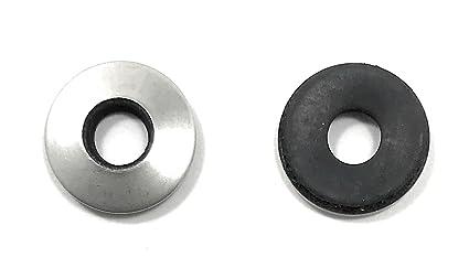 9e324815b36a Amazon.com  Stainless Steel Neoprene EPDM Washers 5 16 ID x 3 4 OD ...