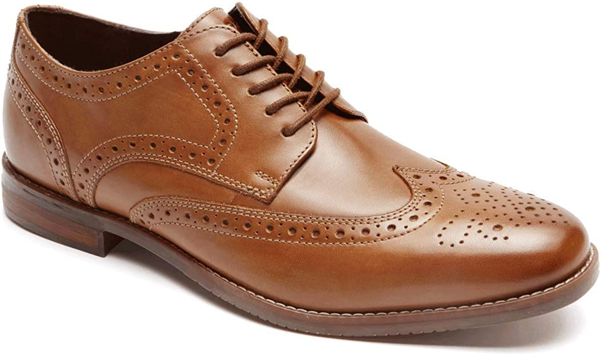 Rockport Saxxen Wingtip Formal Shoes