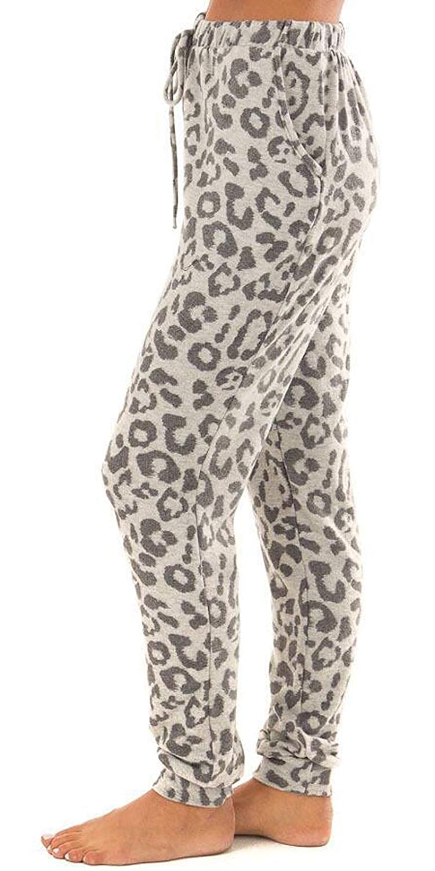 Pijamas Mujer 2 Piezas Conjuntos Sexy e Elegante Manga Pantalon ...