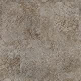 Mannington Hardware AT341 Adura Luxury Crete Vinyl Tile Flooring, Concrete