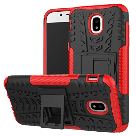 coque samsung j5 2017 silicone rouge