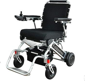Foldawheel PW-999UL powered wheelchair