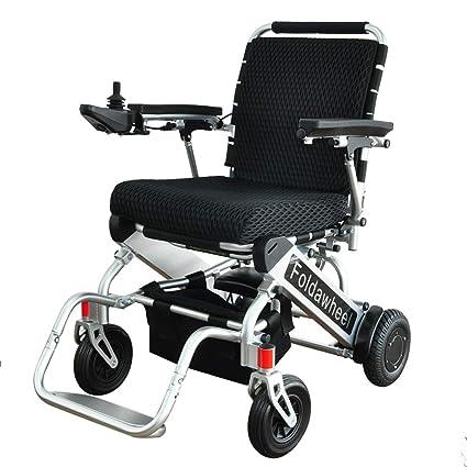 Foldawheel PW-999UL - Silla de ruedas eléctrica con bolsa de ...