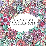 Playful Patterns Coloring Book: For Kids Ages 6-8, 9-12 (Coloring Books for Kids)