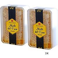 Miele del Favo Acacia in vaschetta 200gr x 2