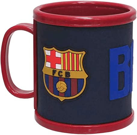 Comprar FC Barcelona MG-12-BC Taza Rubber 3D
