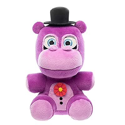 Five Nights at Freddy's Pizzeria Simulator Hippo Figure Funko: Toys & Games