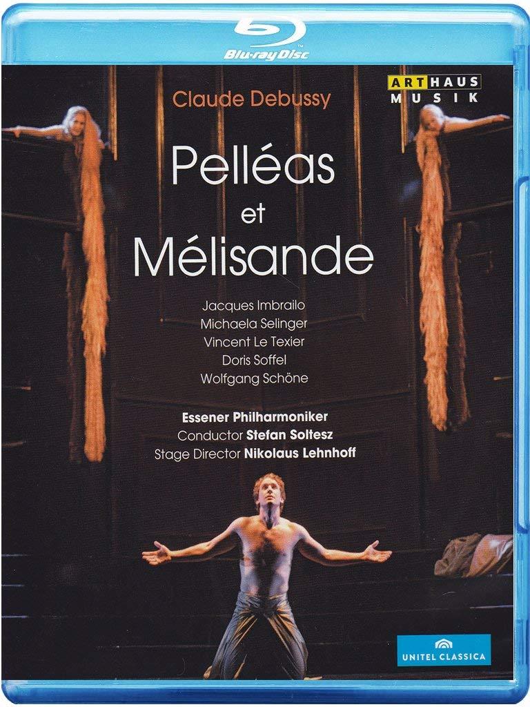 Amazon.com: Debussy: Pelléas et Mélisande [Blu-ray]: Jacques ...