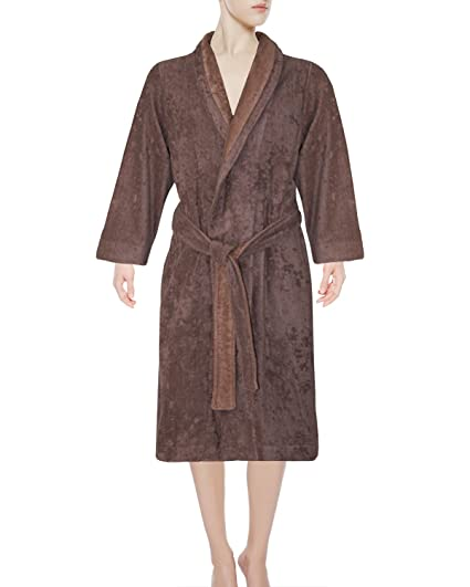 bc7d26b200 Armani International Robes Set Medium Chocolate-Golden Brown