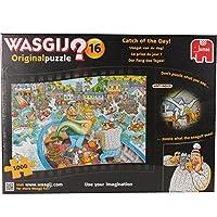 Jumbo Wasgij? - Original #16 Catch of The Day