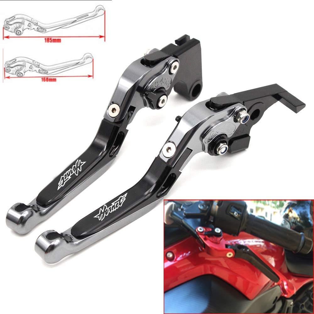 2013. Leve per freno e frizione 2011 lavorazione a CNC per Honda CB600F // CB650F pieghevoli e regolabile 2012 2008 2010 2009 Hornet 2007