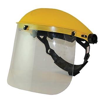 Silverline 140863 - Visor de protección transparente (Transparente)
