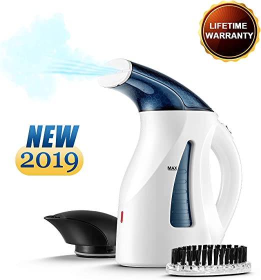 Portable Garment Handheld Steamer Iron Home Clothes Cleaner Fast Heat-up Steam A