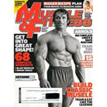 Muscle and Fitness Magazine November 2010