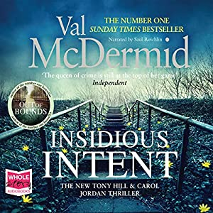 Insidious Intent Audiobook