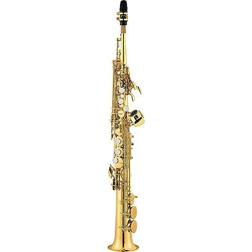 Jupiter 547GL Deluxe Soprano Saxophone