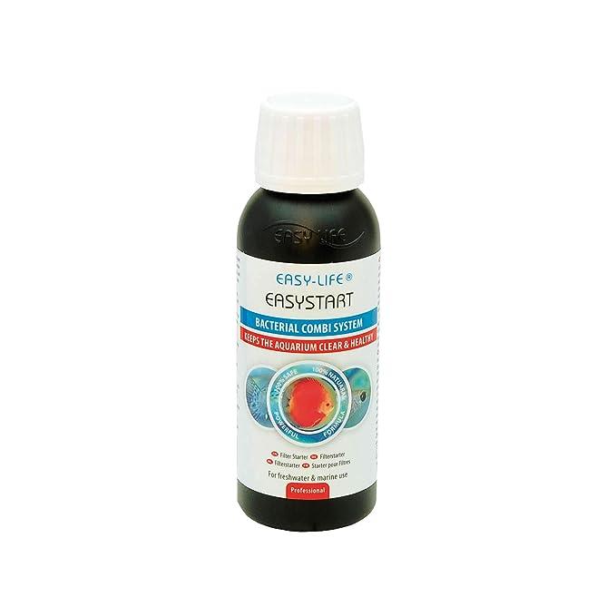 Easy Life Easy Start - Tratamiento del agua para acuariofilia, 100 ml: Amazon.es: Productos para mascotas