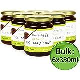 Clearspring Organic Rice Malt Syrup 330g x6