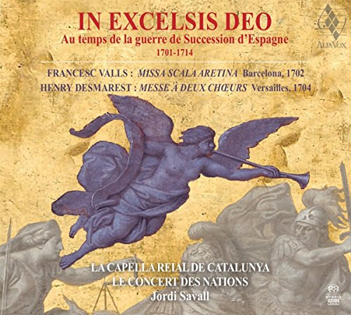 Jordi Savall - In Excelsis Deo (2PC)