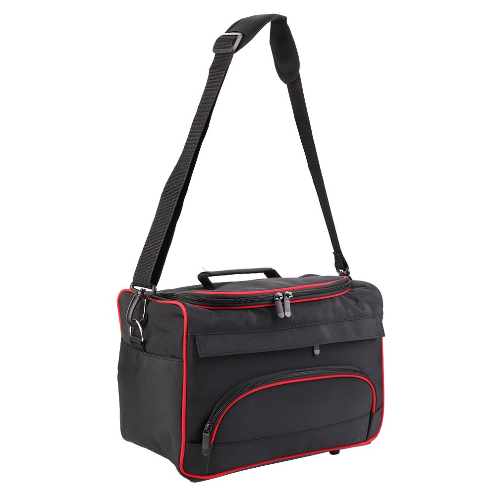 Hairdressing Portable Bag, Large Storage Multi-function Makeup Travel Home Hair Stylist Tool Bag Brrnoo