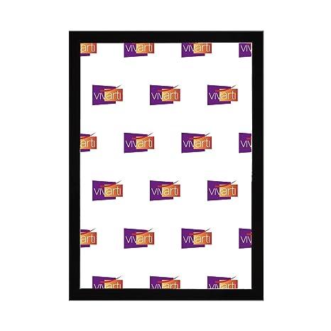 45,7 x 30,5 cm Vivarti Marco de Fotos con Caja Negra Mate