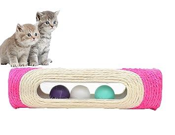 Chytaii Juguete rascador para Gatos, Gatos, Centro de Actividades ...