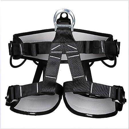 ZLQF Arnés de Escalada, Cinturones de Seguridad para Escalada ...
