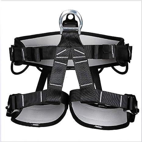 ZLQF Arnés de Escalada, Cinturones de Seguridad para Escalada de ...