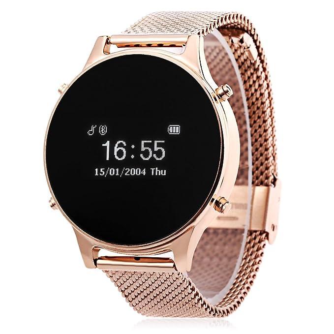 BigBen Interactive Unisex Smartwatch con Bluetooth Calling ...