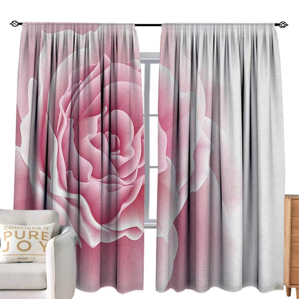 Amazon.com: NUOMANAN Blackout Curtains for Bedroom Light ...