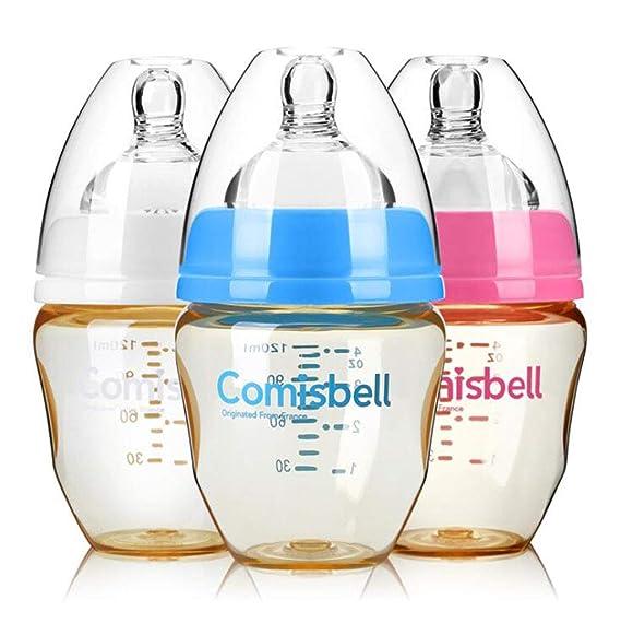CMDDYY Botella pequeña recién Nacido bebé bebé Ancho Calibre ...