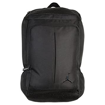 fdbfecd2229f50 Nike Jumpman Classic Black Laptop Backpack 9A1687-023 with Graphic Black  Border  Amazon.ca  Electronics