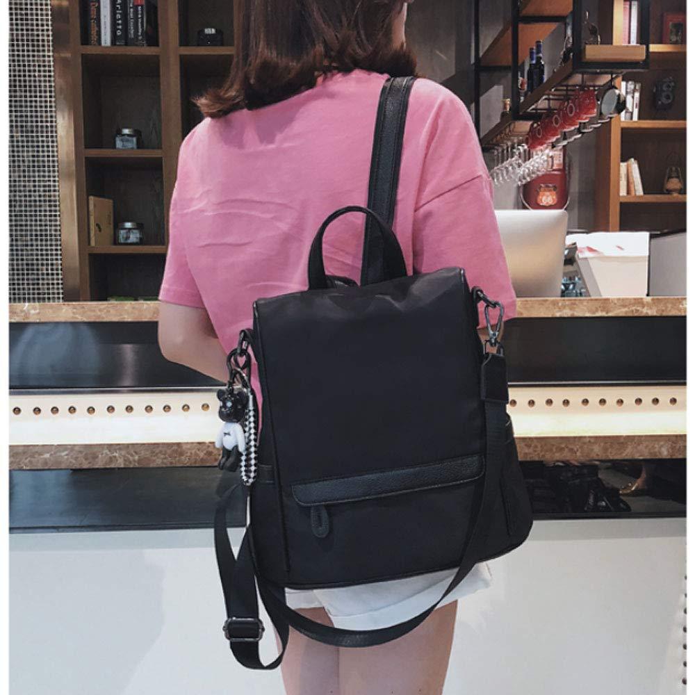 IhDFR Bag Oxford Cloth Ins Bag Female Shoulder Bag Backpack Wild Student Casual Practical Fashion