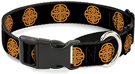 Celtic pattern, 1.5 Wide Martingale Collar