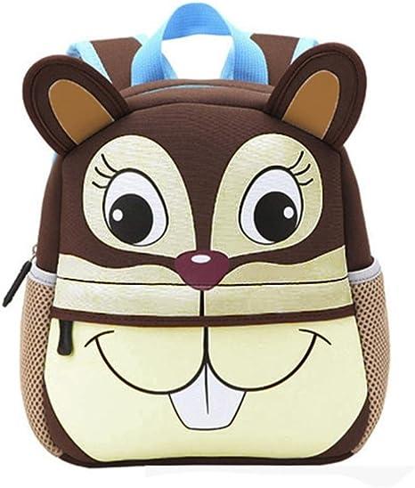 Enjocho Children Backpack 2018 Style Kid School Bags Kindergaten Cartoon Shoulder Bag Bookbags one Size A