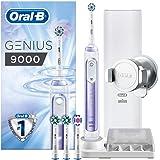 Oral - B Genius 9000电动充电式牙刷 Powered BY Braun