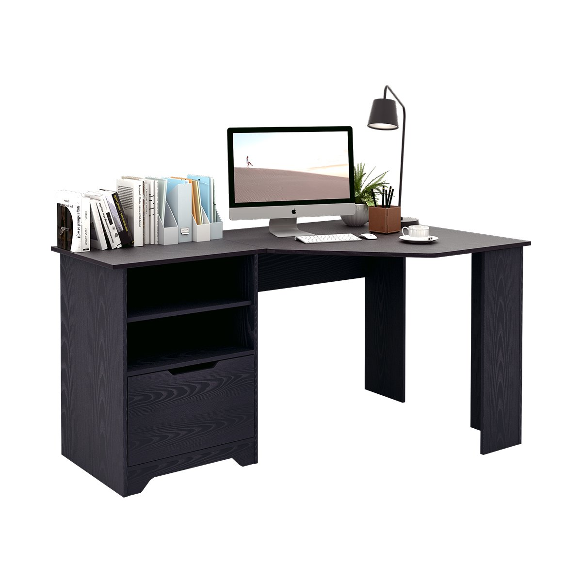 File Cabinet Desk - Best for the Money & Top-Rated in 2019!