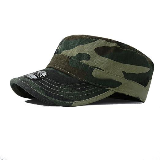 a1e8bc200995e7 Army Cadet Military Patrol Castro Cap Hat Men Women Golf Driving Summer  Baseball at Amazon Men's Clothing store: