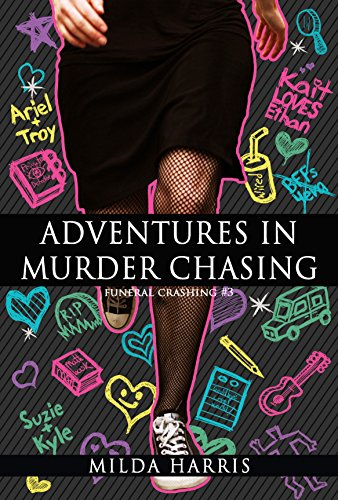 Adventures In Butcher Chasing: (Funeral Crashing Mysteries #3)