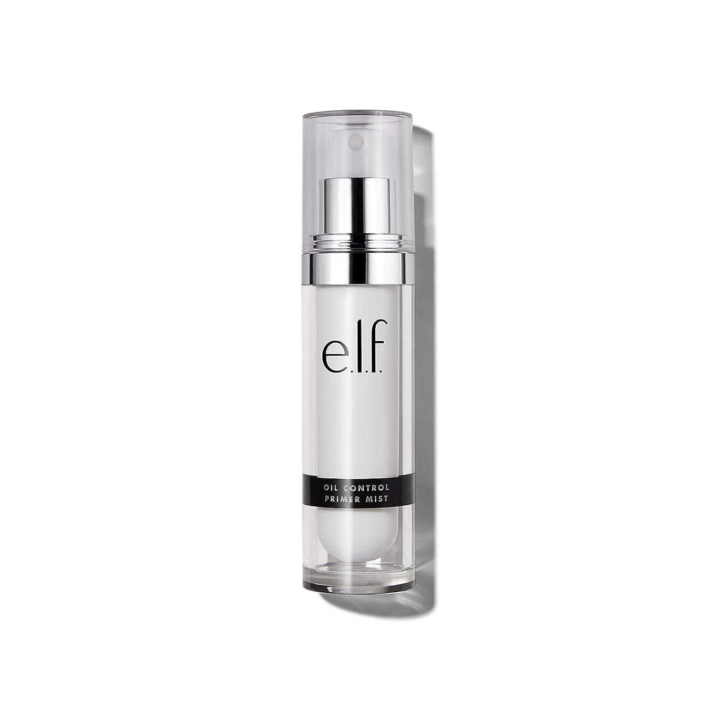 e.l.f. Oil Control Primer Mist 57055 Clear, 1.01 Ounces