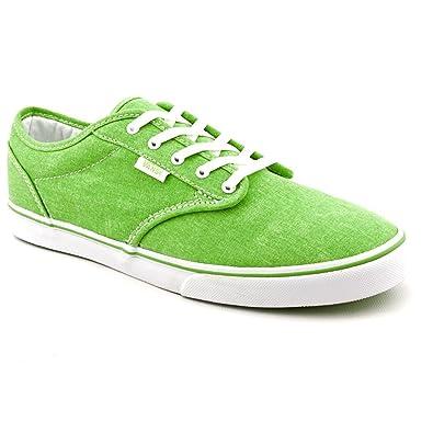 vans atwood damen grün